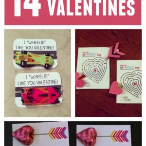 14 Days of Valentines for Kids