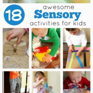 18 Favorite Sensory Activities of 2014