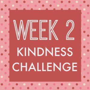 2015 Kindness Challenge Week 2