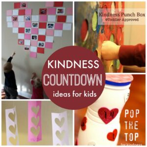 Kindness Countdown Ideas!