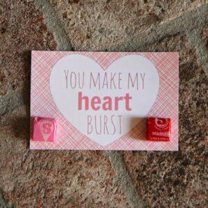 Starburst Valentines