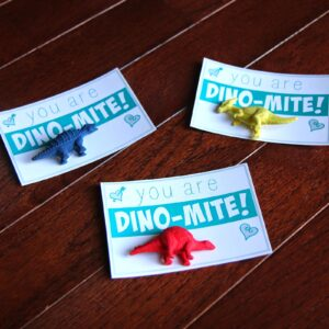 You are Dino-Mite Valentine
