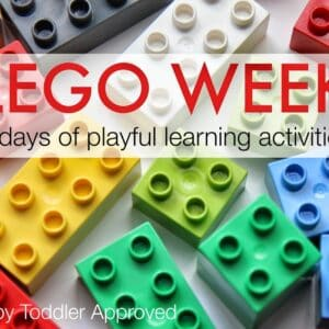 2nd Annual LEGO Week!