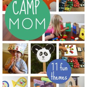 Camp Mom: Host Summer Camp At Home