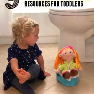9 Favorite Toddler Potty Training Resources