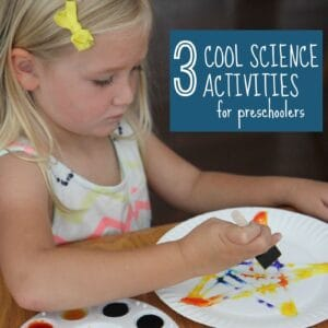 3 Cool Science Activities for Kids