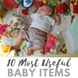 10 Most Useful Baby Items