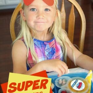Super Lunch Ideas for Kids