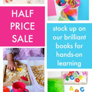 August Half Price E-Book Sale!