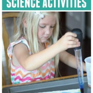 100+ Hands On Science Activities for Kids