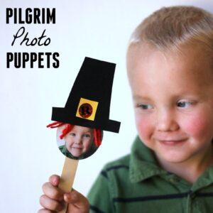 Pilgrim Photo Puppets