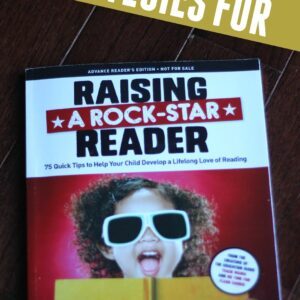Simple Everyday Strategies for Raising a Rock Star Reader