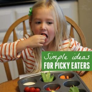 Simple Ideas for Picky Eaters