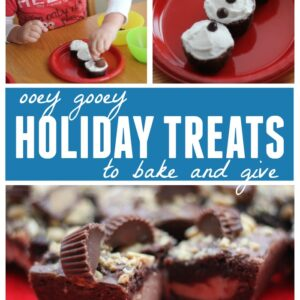 Ooey Gooey Holiday Treats To Bake and Give
