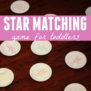 Star Color Matching Game