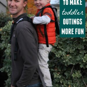 3 Tips to Make Toddler Outings a Success