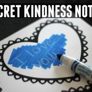Secret Kindness Notes