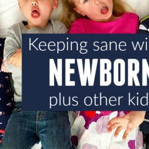 Keeping Sane with a Newborn