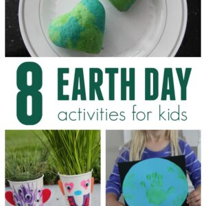 8 Simple Earth Day Activities