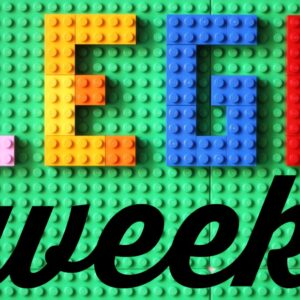 Awesome LEGO Activities for Kids {LEGO Week 2016}