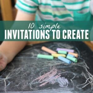 10 Messy & Colorful Invitations to Create for Kids