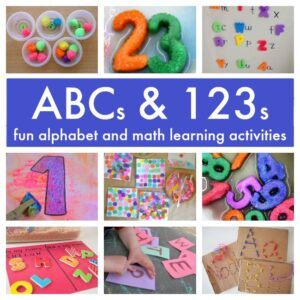 Exciting New Alphabet and Math Activities for Kids