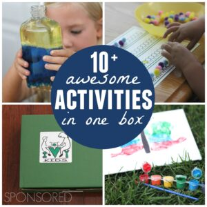 Amazing Educational Activity Boxes for Kids