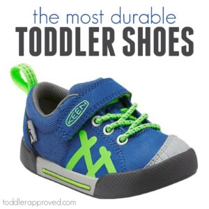 The Most Durable Shoes for Toddlers