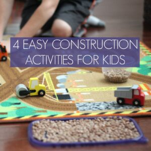 4 Creative Construction Play Ideas for Kids