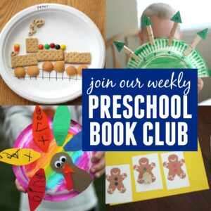 November and December Weekly Book Club for Kids