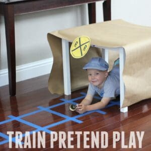 Train Pretend Play Fun for Kids