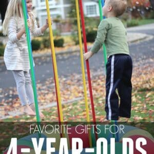 Favorite Gifts for 4-year-olds