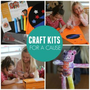 Little Loving Hands Craft Kit Playdate