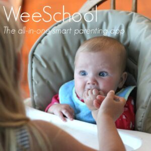 WeeSchool: Smart App to Make Parenting Easier and More Fun