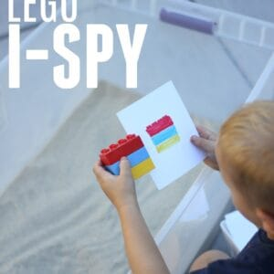 Easy LEGO I-Spy for Kids