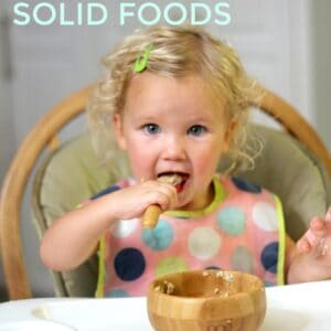 Tips for Introducing Solid Foods and How SpoonfulOne Can Help!