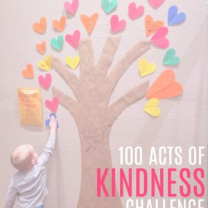 Join the 100 Acts of Kindness Challenge in 2018!