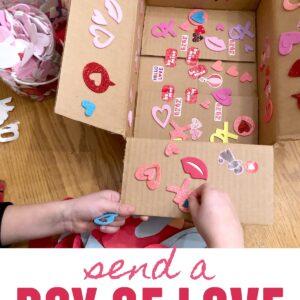 Kindness Challenge: Send a Box of Love