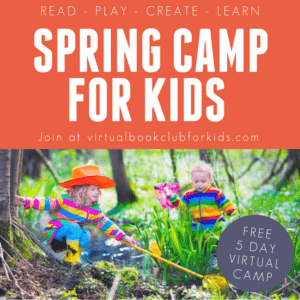 5 Day Virtual Spring Camp for Kids