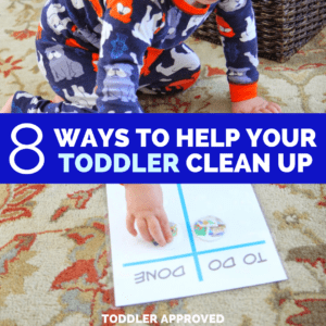 How Do I Get My Toddler to Clean Up?