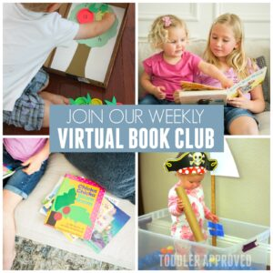 Awesome Book Club for Toddlers & Preschoolers!