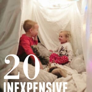20 Inexpensive Christmas Activities for Families