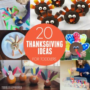Easy Thanksgiving Party Ideas for Kids