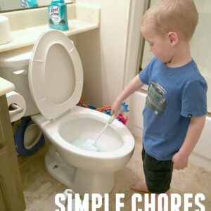 Simple Chores for Young Children to Accomplish Successfully