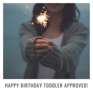 Happy 9th Birthday Toddler Approved!