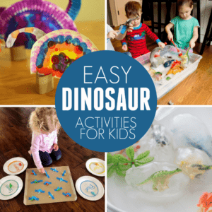 5 Awesome Dinosaur Activities for Toddlers and Preschoolers