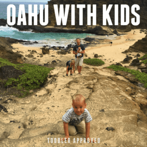 12 Exciting Oahu Day Trips with Toddlers and Babies