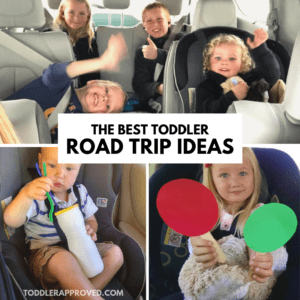 Best Toddler Road Trip Activities and Gear!