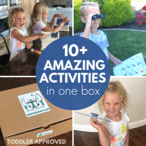 Fabulous Educational Activity Boxes for Kids