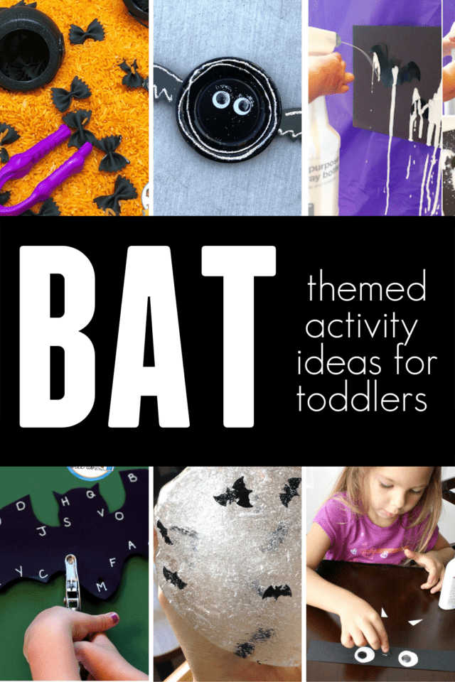 halloween activities about bats